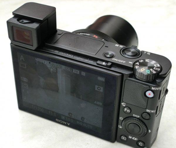Sony RX 100 iii bei amazon.fr
