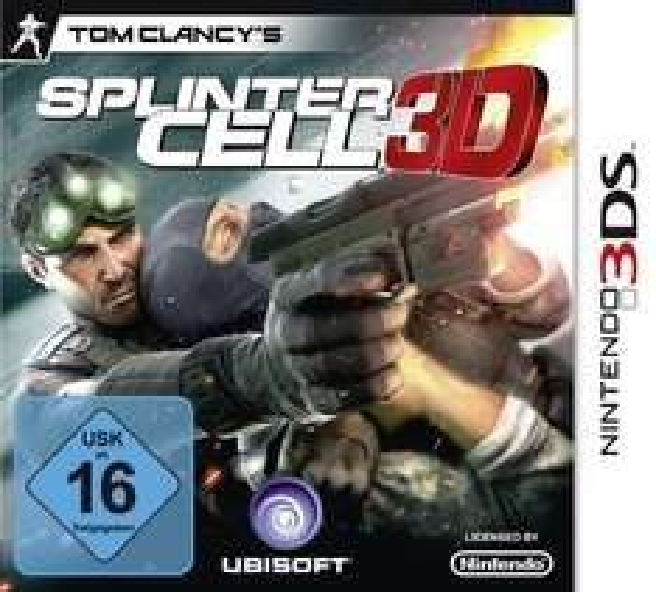 @Amazon.de - Tom Clancy's Splinter Cell 3D   für Nintendo 3DS