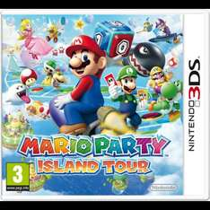 Mario Party: Island Tour, Nin­ten­do 3DS inkl. Vsk für 27,99 € > Zack-Zack.de > Flashsale