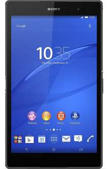 Amazon.de - Sony Xperia Z3 Tablet Compact LTE 399,-