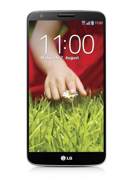 LG G2 32 GB Schwarz für 290,58€ - Android Handy zum neuen Bestpreis [Amazon]