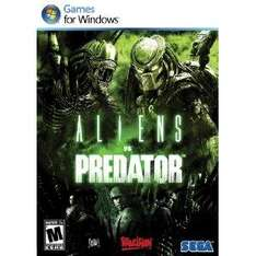 "US-Game ""Alien vs Predator"" als PC-Download für 3,69€ auf www.amazon.com"