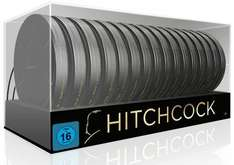 [Blu-ray] Hitchcock Collection (Filmdosen) für 73€ @ Media-Dealer Live Shopping