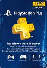 1 Jahr Playstation Plus für 40,29€ bei Redcoon