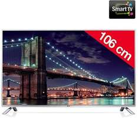 [2% Qipu-Cashback] LG 42LB5700 - LED-Smart TV (A+, MCI 100Hz, TFT IPS-Panel)  für 379,99€ zzgl. 19,99€ Versand @pixmania