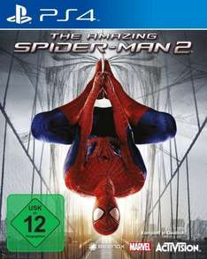 The Amazing Spider-Man 2 (PS4) für 23,01€ @Amazon.de (Prime)