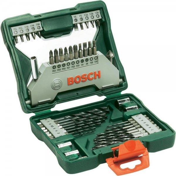 Amazon-Blitzangebot: Bosch 43-teiliges Sechskantbohrer X-Line Set, 2607019613 @21,99 Euro (Prime inkl. Versand)
