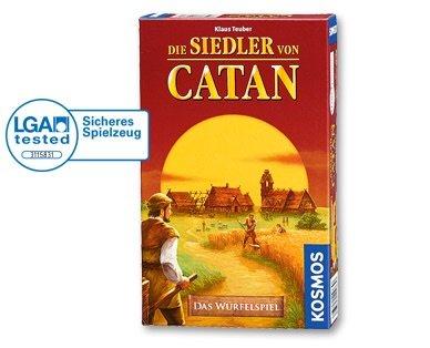 (Aldi-Sued) Mini Spiele - zb Siedler von Catan Würfelspiel