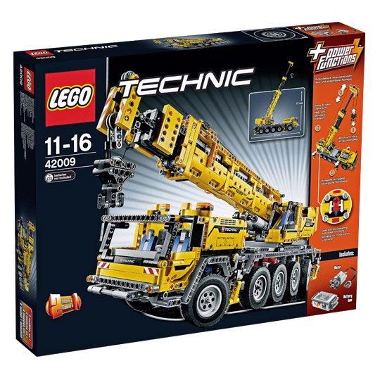 Lego Schwerlastkran bei Real für 143,65, wenn man Paypback berücksichtigt 136,55
