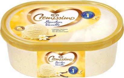 [LOKAL] KAUFLAND BUNDESWEIT  - Langnese Cremissimo Eis, 900 - 1000 ml, verschiedene Sorten, für 1,88,-