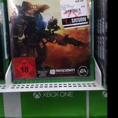 [lokal Saturn Solingen] Titanfall Xbox One 15€