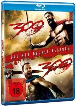 (Saturn.de) (Bluray) 300 & 300 - Rise of an Empire - 2x BD für 9,99€ bei Abholung