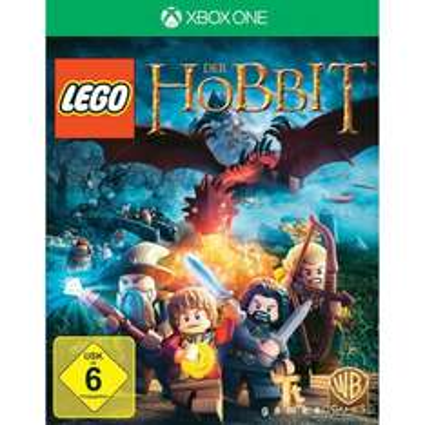 LEGO Der Hobbit XBOX One und PS 500 GB Schwarz