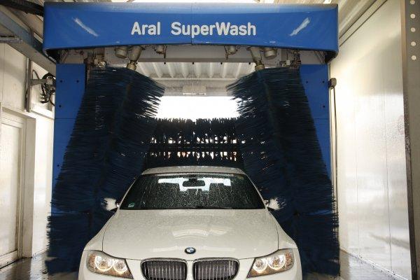 2,99 € ARAL Premiumwäsche Frankfurt Wasch-Aktionspreis