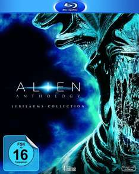 Alien Anthology Box (Blu-ray) für 16,47€ @Saturn.de
