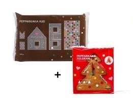 Pfefferkuchenhaus + Pfefferkuchen Weihnachtsbaum für 2,50€ @ (Berlin Tempelhof) Ikea
