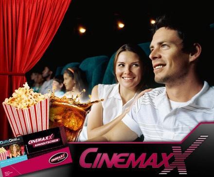 Cinemaxx Kino + Popcorn + Getränk für 9,95 € (evtl nur Hamburg)