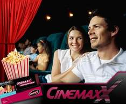 CinemaxX - Ticket + Popcorn 7,90 € (überall, außer Darmstadt, Mannheim, Solingen & Holi)