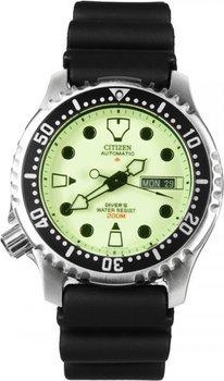 [Globetrotter] Citizen Promaster Diver NY0040-09W Automatikuhr, Wasserdicht bis 20Bar für 159,95€ incl.Versand!