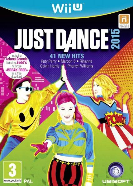 Just Dance 2015 Wii U oder Wii für 25,21€ @amazon.co.uk
