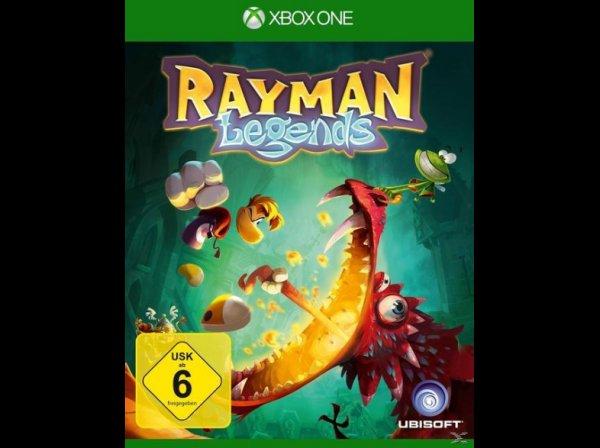 Rayman Legends Xbox One ab 19,99 € @ Saturn.de (bei Abholung, sonst 21,98 €)