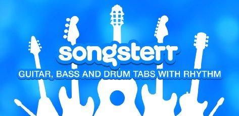 Amazon App des Tages Songsterr - kostenfrei statt 3,69 €