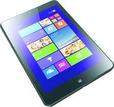 [Meinpaket.de] Lenovo Tablet/ ThinkPad 8 LTE,64GB Flash, 2GB RAM,Touch 1920x1200,430g, Kamera, Windows 8.1