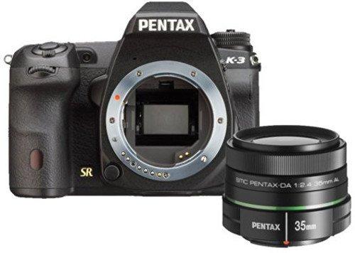 Pentax K-3 inkl 50mm Objektiv für 799€ @Amazon.fr - wetterfeste DLSR