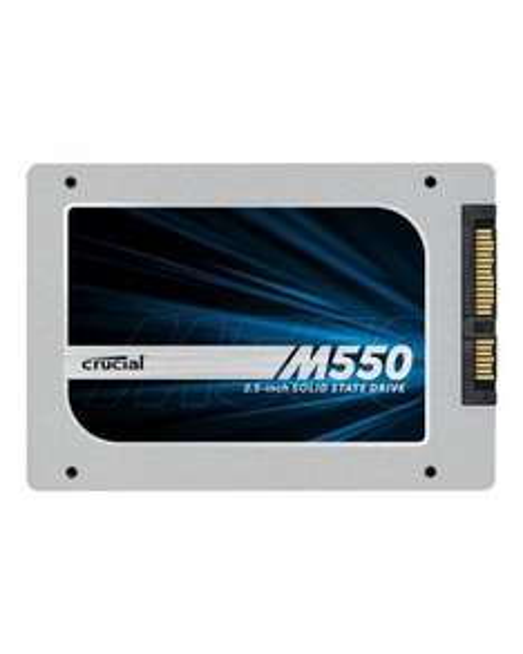 Crucial M550 512GB SSD für 173,29 € @ Future-X
