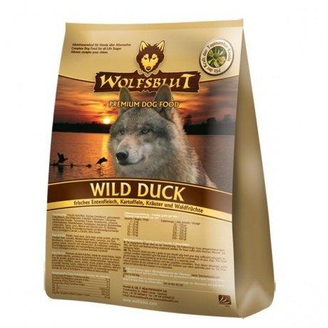 Meine Tierecke/ Rakuten:  Wolfsblut-Wild Duck Ente+Kartoffel, 15kg für 54,90€, 0€ Versand plus 16,47€ in RSP