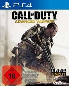 PS4 - Call of Duty: Advanced Warfare (Deutsche Verkaufsversion), 39,99€ + 5,99€ Versand www.konsolenkost.de