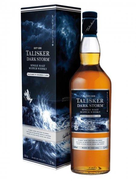 Diverse Spirituosen (z.B. Talisker Dark Storm 1l 41,90) @Heinemann (lokal Flughafen & online)