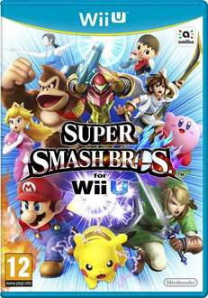 Super Smash Bros. - Wii U - Amazon UK