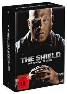 [Thalia / buch.de / bol.de] The Shield Box (Season 1-7; 28 DVDs) ab 44€ inkl. Versand