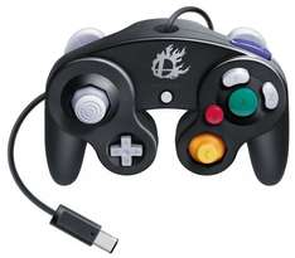 Nintendo - GameCube Controller, Smash Bros. Edition (Wii U)