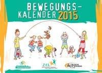 Bewegungskalender 2015 kostenlos beim Deutschen Sportjugendbund