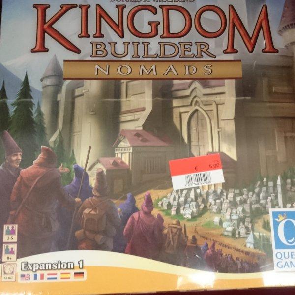 (lokal Kamp-Lintfort) real Kingdom Builder Nomads