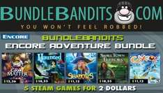 [5 x Steam] Encore Adventure Bundle @ Bundle Bandits