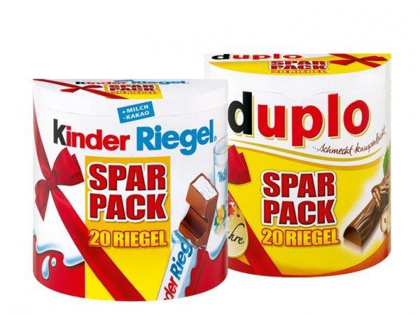 [Lidl] Ferrero Kinder Riegel        (/Duplo)