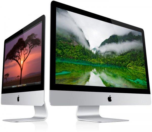 "iMac 27"" (non retina) kleinste Variante im MM Bochum Ruhrpark"