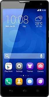 [Cyberport-CyberSale] Honor 3C black Android Smartphone für 99,99 Euro