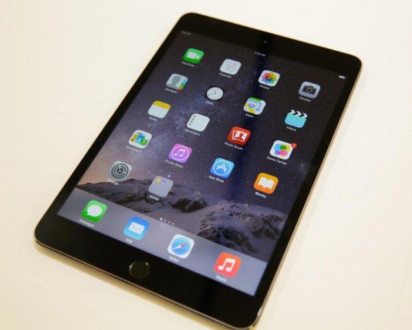 "Apple Ipad Mini 3 Wifi 16GB + Jahresabo ""Wired"" (10x Print + Zugriff auf App)"