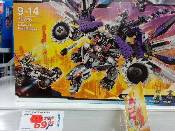 Diverse LEGO-Artikel bei REAL (lokal Berlin-Hellersdorf) stark reduziert