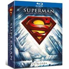 The Complete Superman Collection [8 x Blu-ray] für ~ 28.05€ @ Amazon.uk
