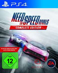 PSN Adventskalender: Need for Speed Rivals Complete Edition (PS4) für 34,99 € (auch PS3 für 24,99 €, Walking Dead 2 Season Pass (Vita) für 9,99 €)