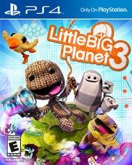 Little Big Planet 3 für die PS4 als digitaler Download aus den USA / neuer Tiefpreis