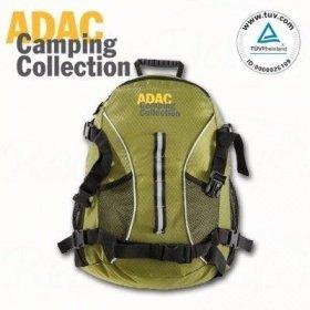 Bei Ebay ADAC - 20 Liter Touren-Rucksack Trekking Camping Outdoor Wanderrucksack Rucksack + ADAC Campingführer statt 34,95 nur 13,95 Euro PORTFREI in Deutschland