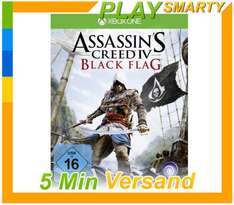 Assassin's Creed IV Black Flag Xbox One DLC 8,95€
