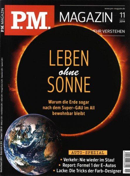 Jahresabo P.M. Magazin mit 4,40€ Gewinn für Mein Paket