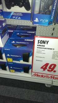 Playstation TV (MM Tegel) lokal